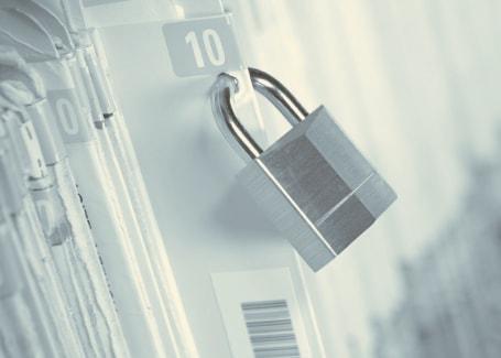 lock on file