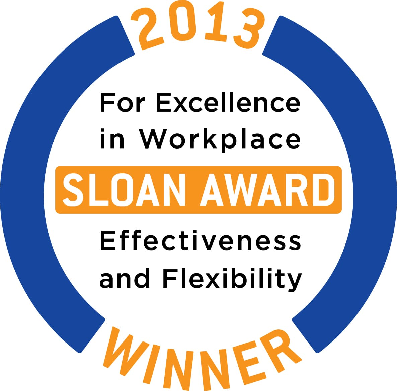 Sloan Award Winner-2013-JPG