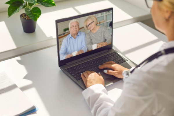 Telemedicine during the COVID-19 pandemic for LTC Excelas Medical Legal Solutions